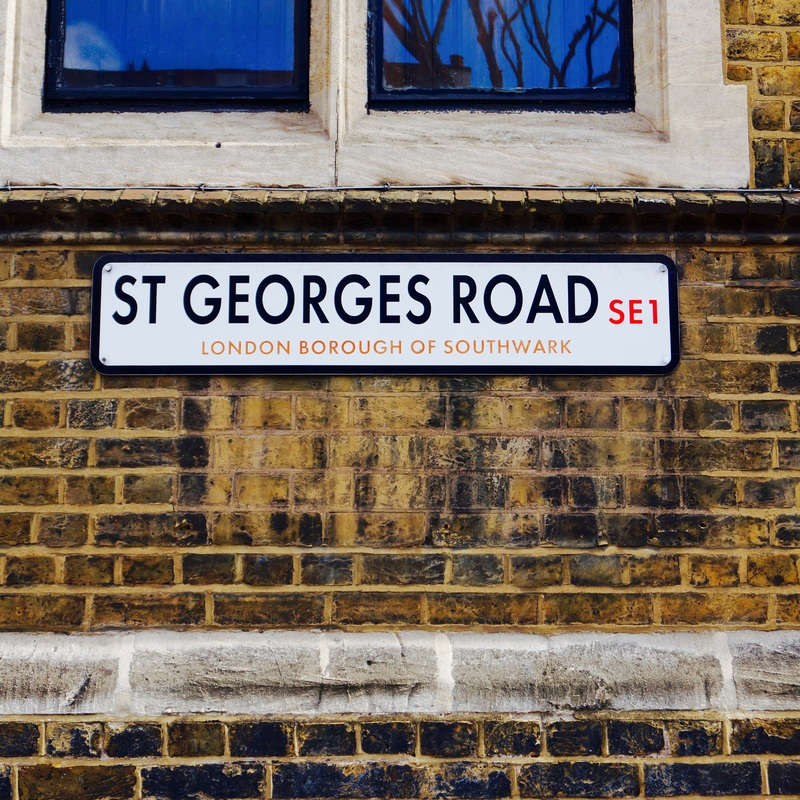 St Georges Road, SE1