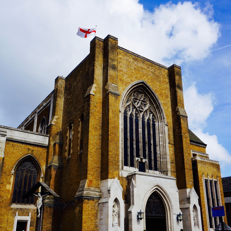 The Metropolitan Cathedral Church of St George, SE1