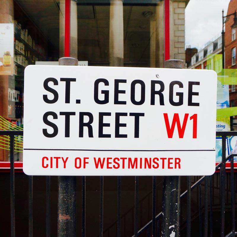 St George Street, W1
