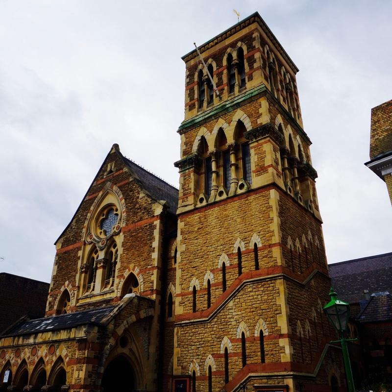St George (Kensington), W8