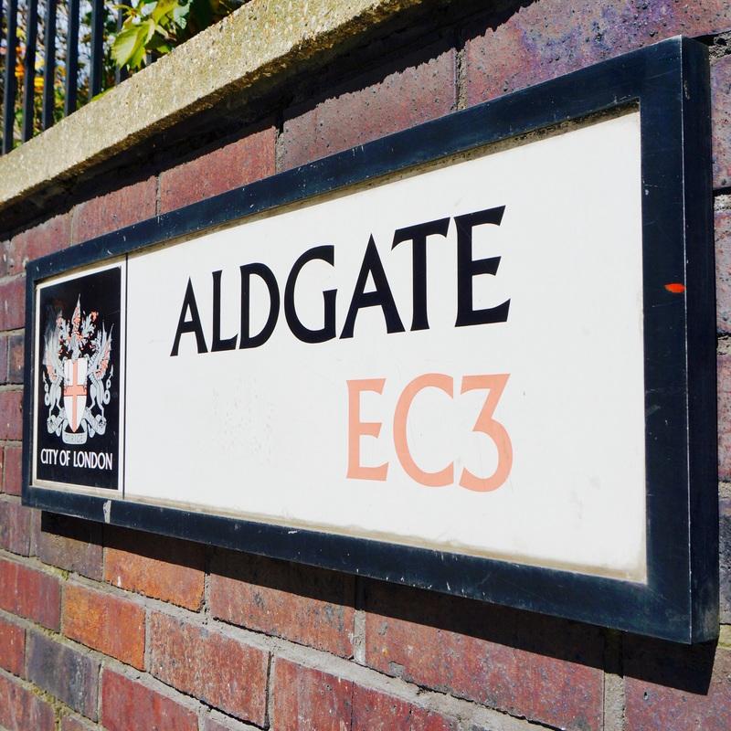 Aldgate, EC3