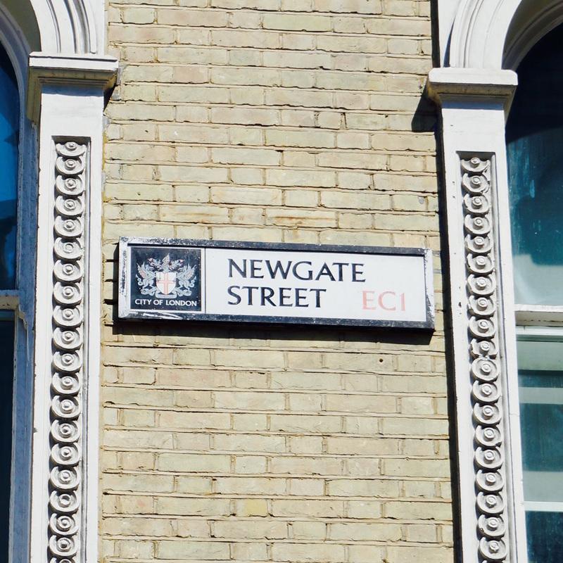 Newgate Street, EC1