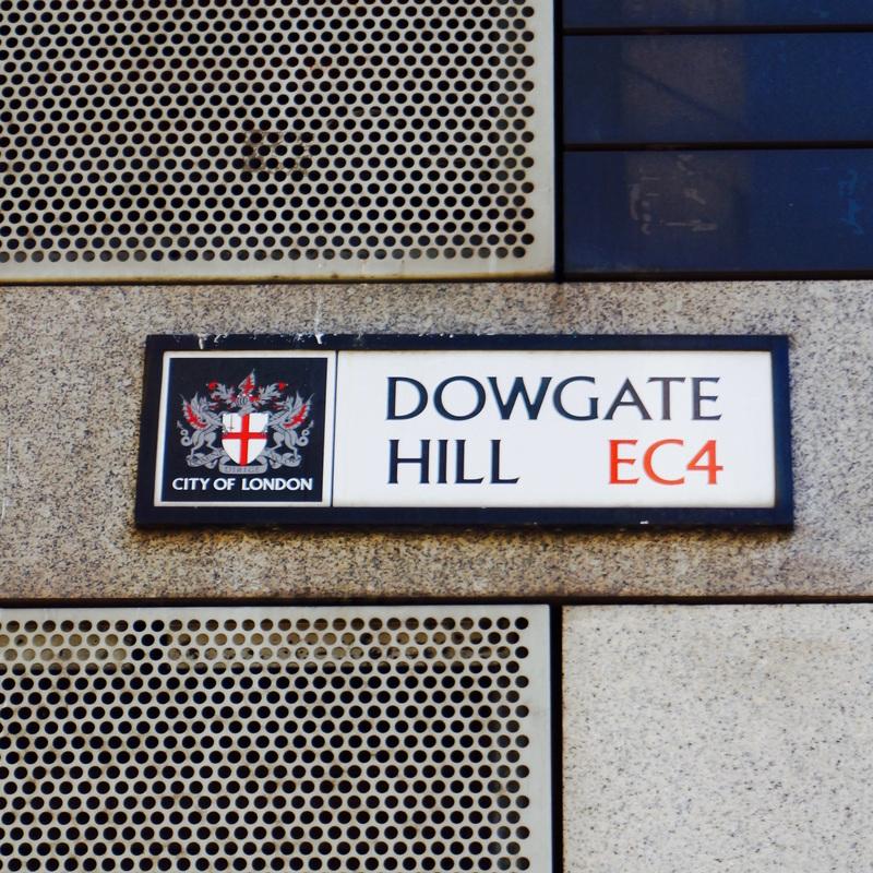 Dowgate Hill, EC4