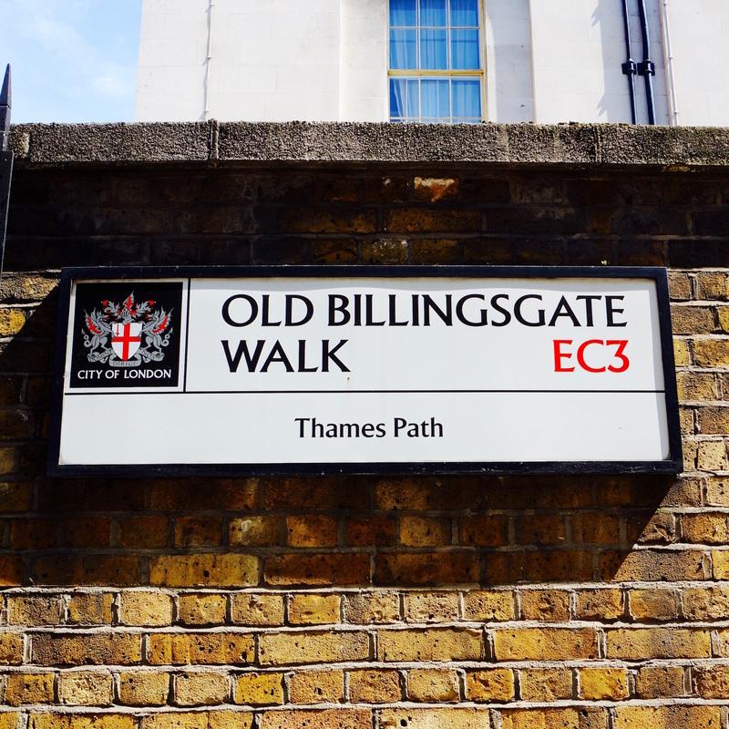 Old Billingsgate Walk, EC3