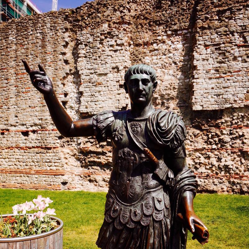 Tower Hill Roman Wall