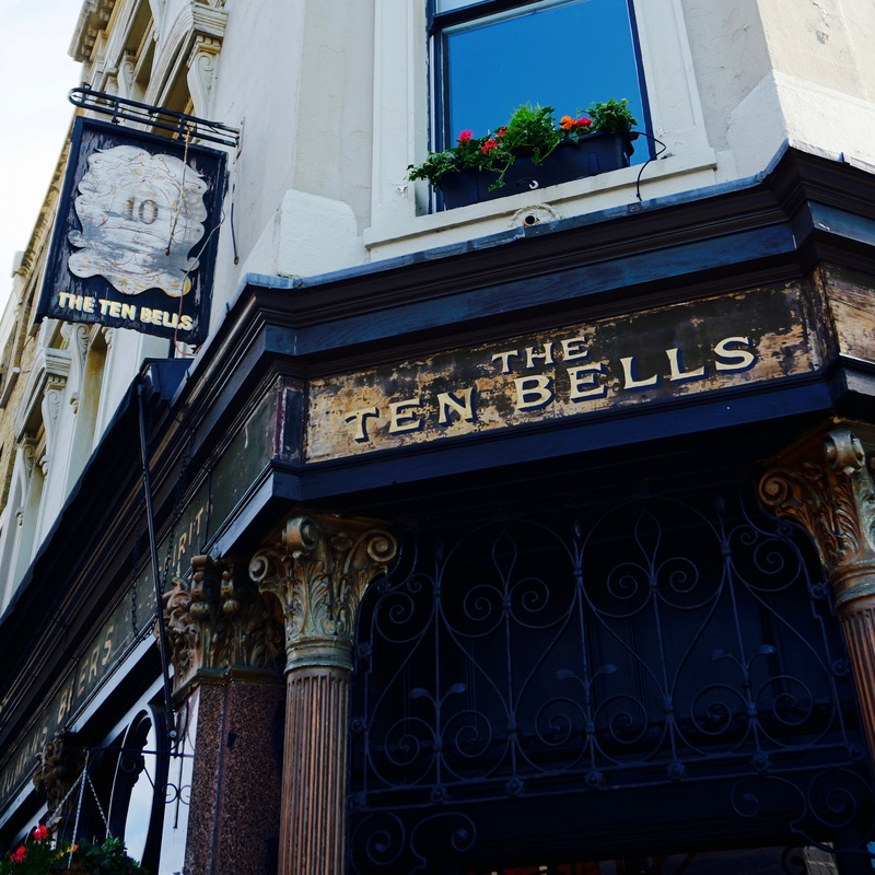 Ten Bells, E1  The Ten Bells is notable for its association with two victims of Jack the Ripper; Annie Chapman and Mary Kelly, and has existed in one guise or another since the middle of the 17th Century.