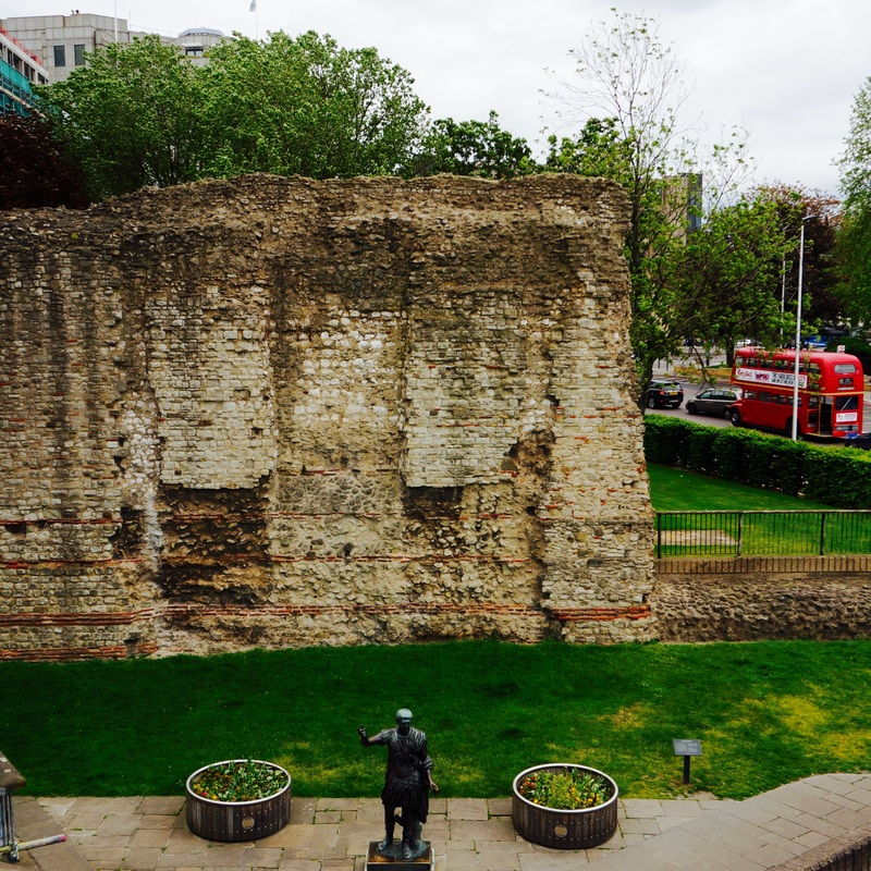 Tower Hill City Wall