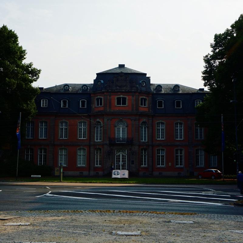 Schloss Jagerhof/Goethe-Museum