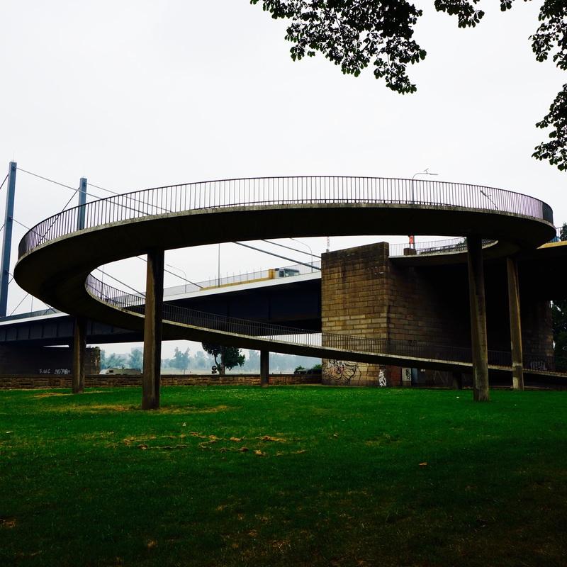 Theodor Heuss Bridge