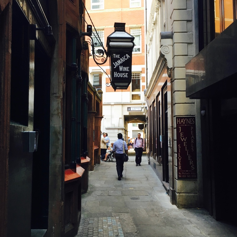 St. Michael's Alley