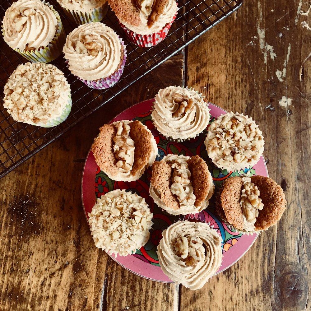 Coffee and Walnut Cupcakes 04.jpg