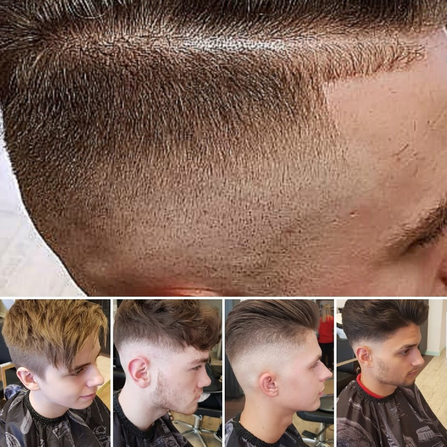 Some of Josh's amazing Fades