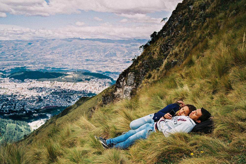 Cruz Loma, Quito, 2017