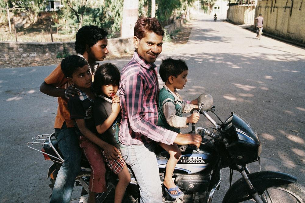 Bundi, Rajasthan, 2014