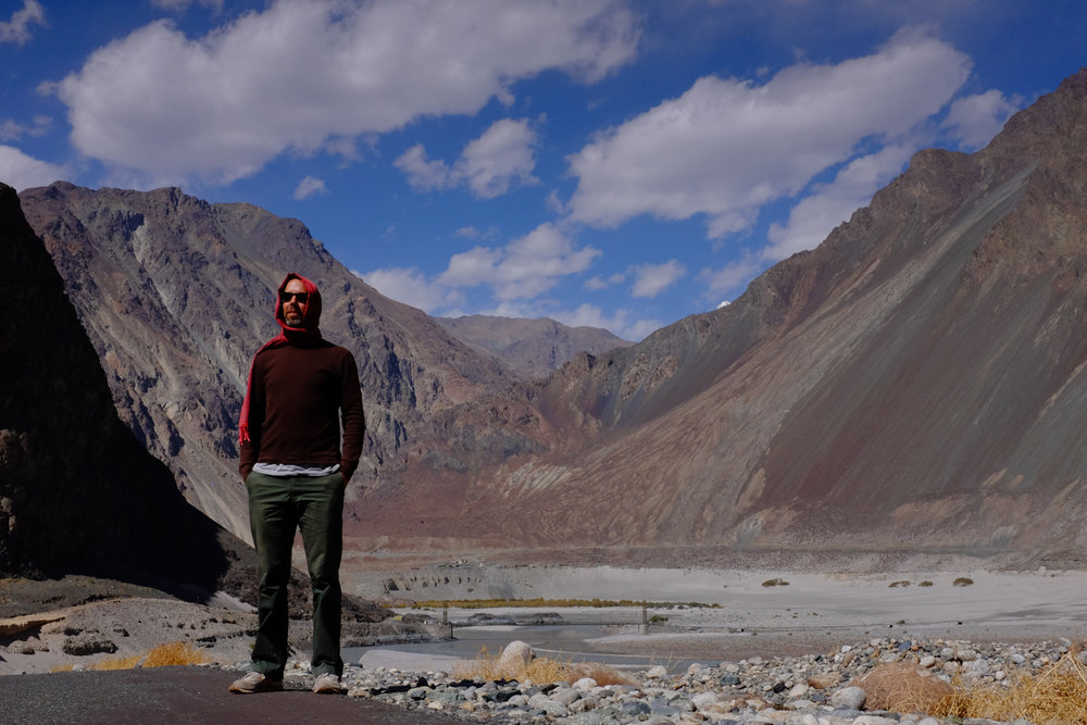 Nubra Valley, Ladakh, India, 2016