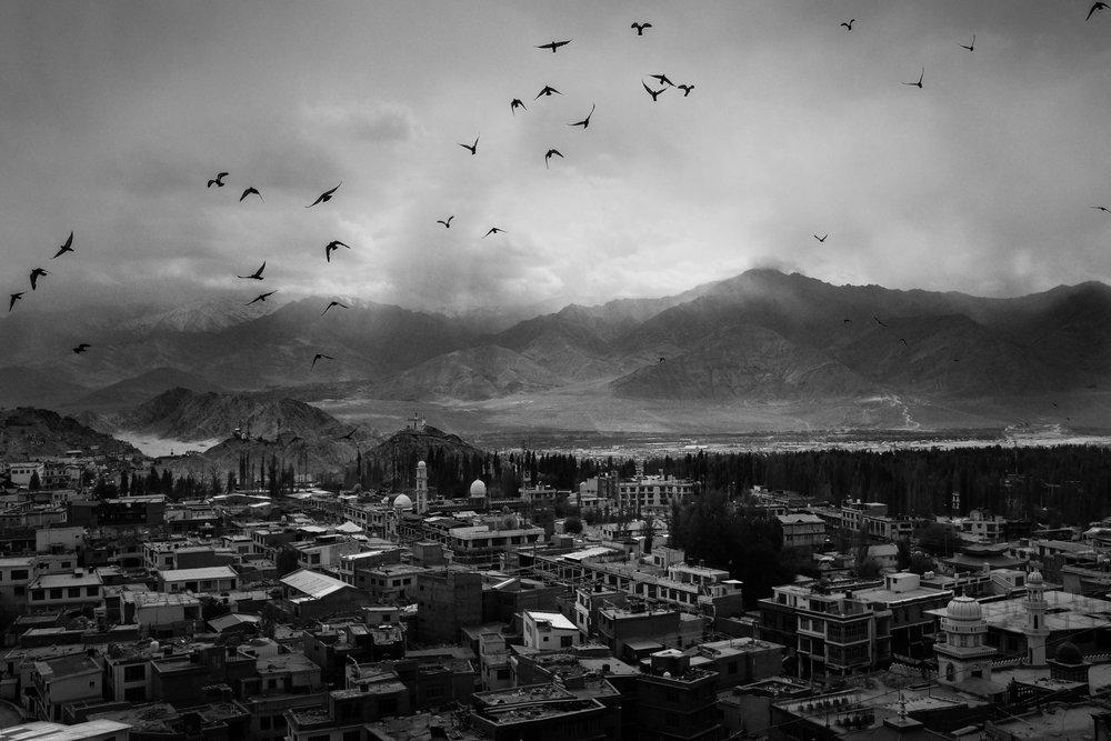 Leh, Ladakh, 2016