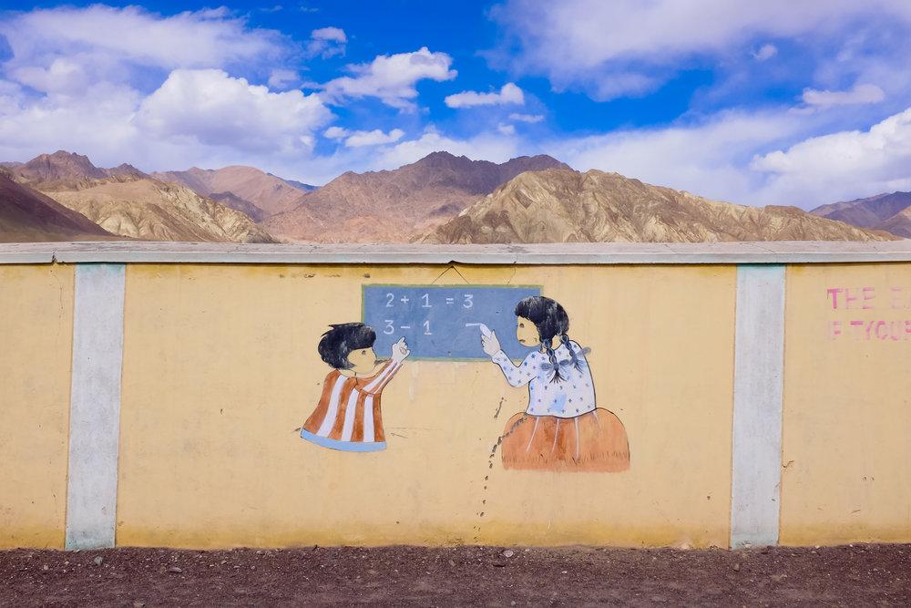 Alchi, Ladakh, 2016