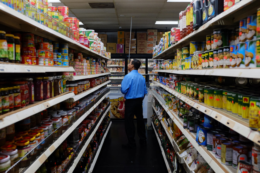Vietnamese grocery, Sarasota, Florida, 2018