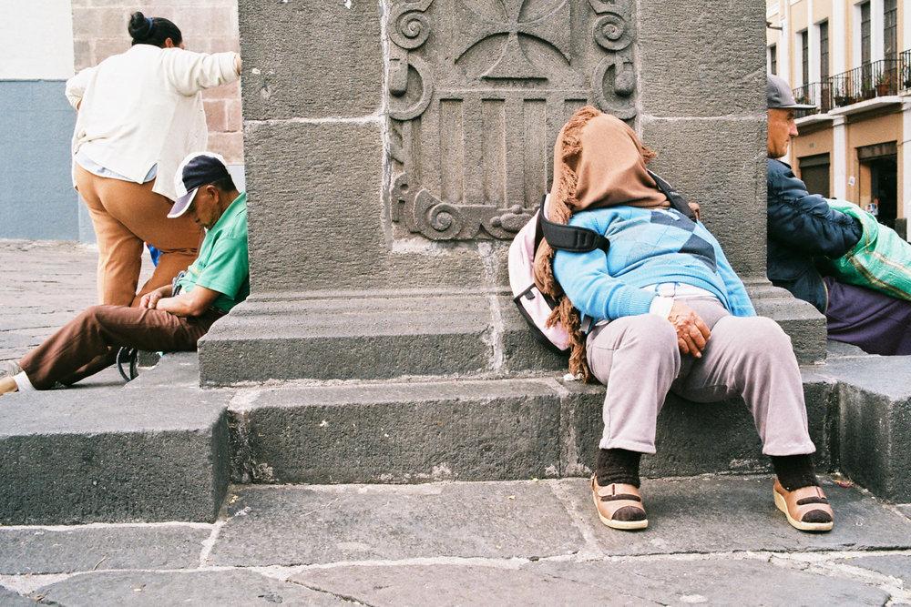 Quito, Ecuador, 2017