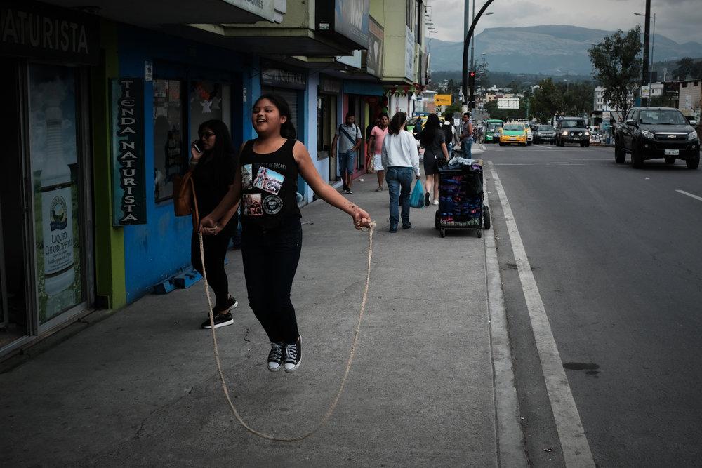 Tumbaco, 2018