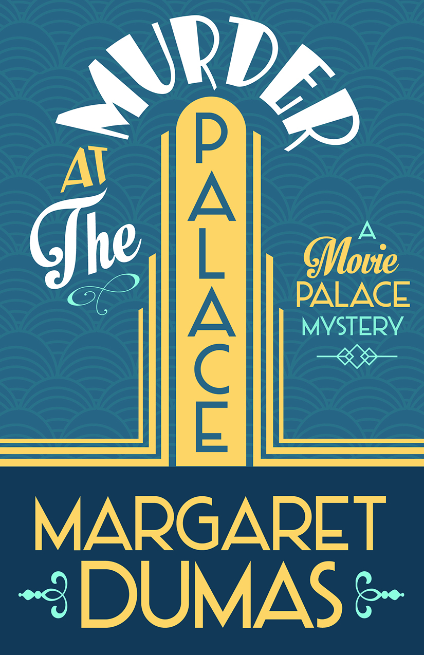 Now Available! - Welcome to the Palace!Now Showing: classic movies, ghostly mayhem, and a murder or two.Murder At The Palace, the first book in my new Movie Palace Mysteries series, is available now!