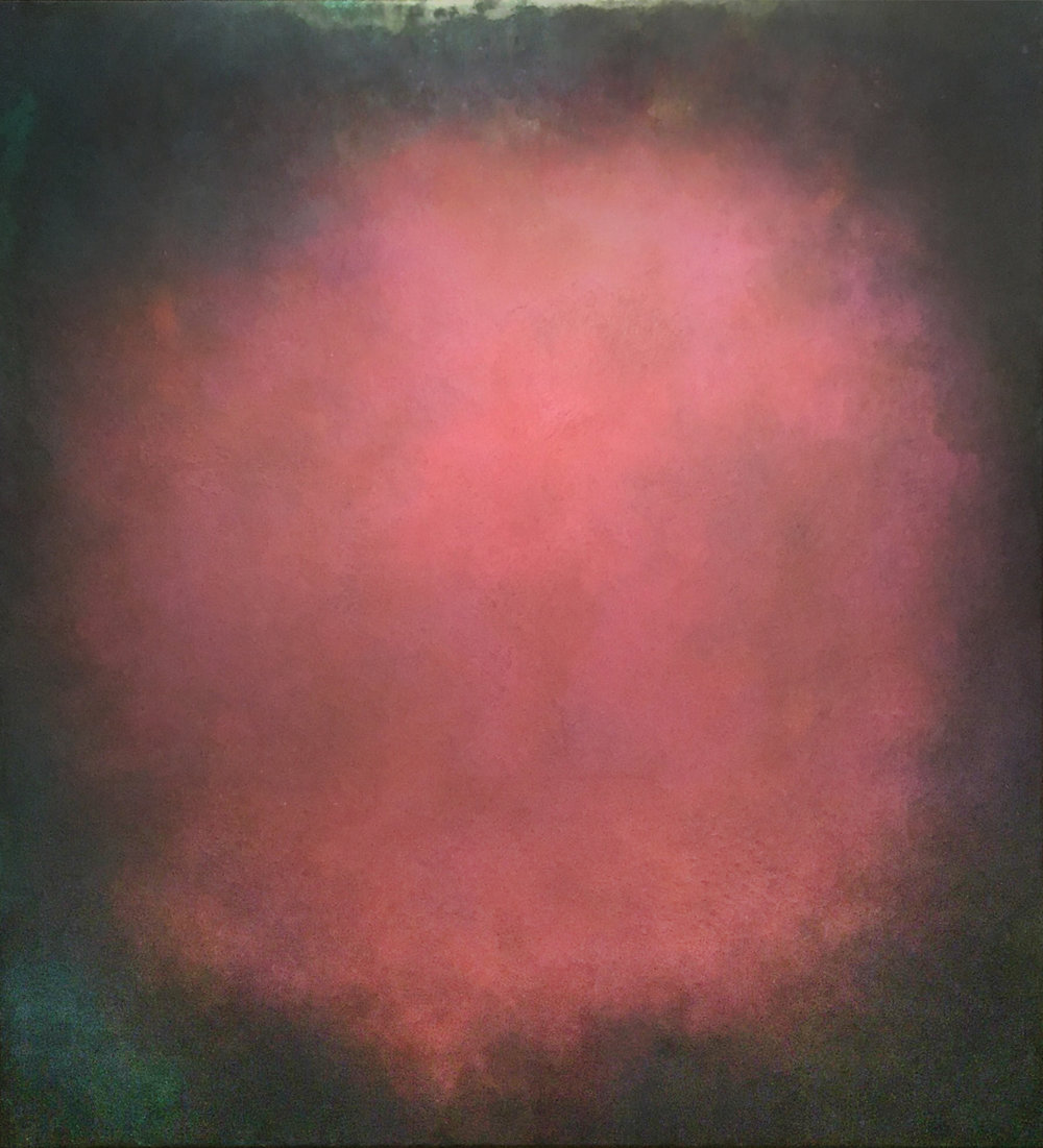 Natvar Bhavsar   ARANG, 2008-2009 Oil Pigment on Canvas