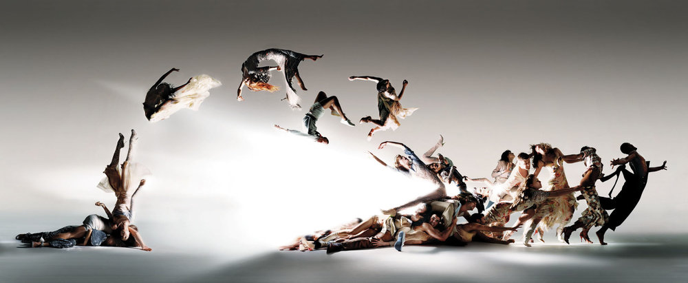 Nick Knight,  Blade of Light,  2004, Archival Hand-Coated Pigment Print, 30 x 72 inches, Edition of 10. Image courtesy of Nick Knight.