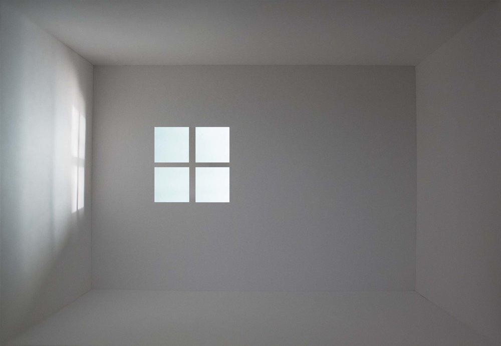 Amy Ho, Window II, 2014 single channel projection Courtesy Chandra Cerrito Contemporary