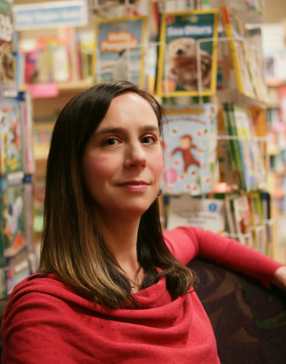About - Patty lives in Boise, Idaho with her husband, a zany awesome toddler, a dog named Pippa, and a dog named Spencer. She grew up in the Twin Cities and is a Minnesotan at heart (you betcha!). She has a BS in Psychology from the University of St Thomas and a PhD in Neuroscience from the University of Minnesota. She currently works in higher education. Her first book, Catalina and the King's Wall, will release May 5th, 2018 from Eifrig Publishing. At all hours of the day (and night) she can be found standing at her desk, helping her university run smoothly and working on her next children's book.
