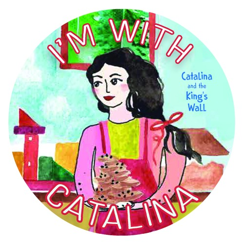 "Get your own ""I'm with Catalina"" - click to download and then right click to save the image"