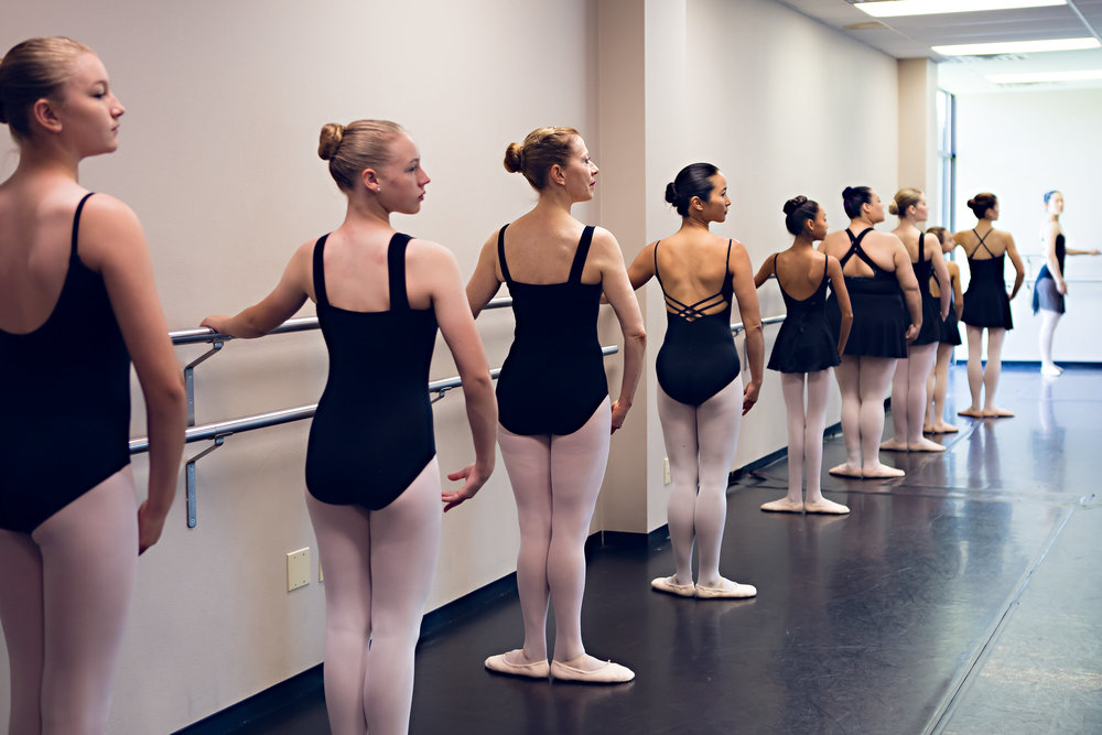 Copy of Adult Ballet Class