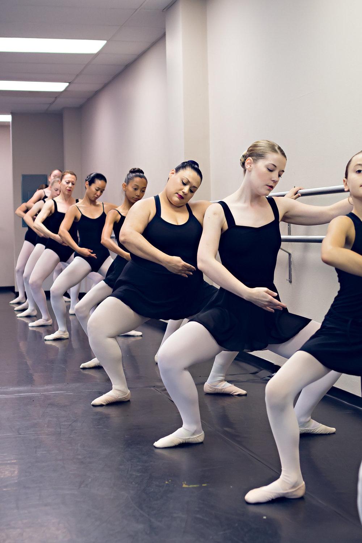Copy of Teen Ballet Class