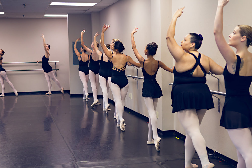 Copy of Classical Ballet