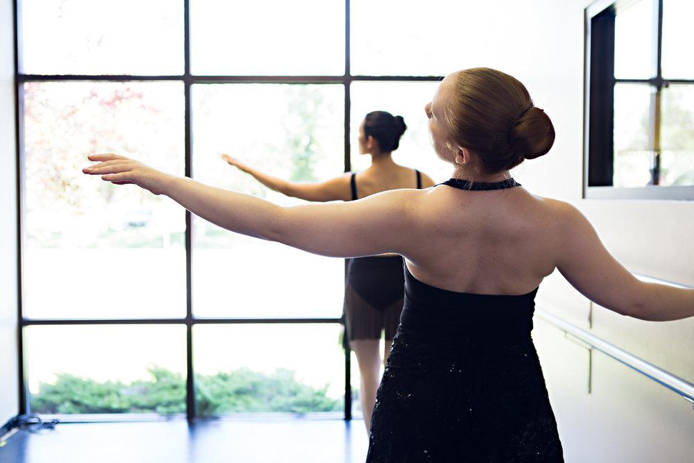 Copy of Classical Ballet Class