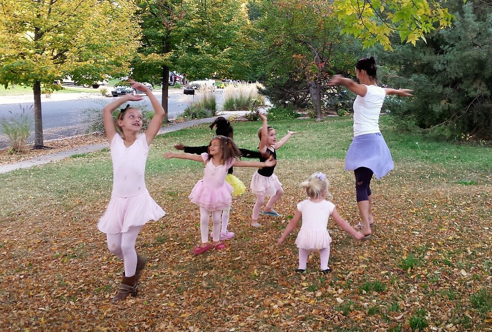 Children's Classical Ballet Classes