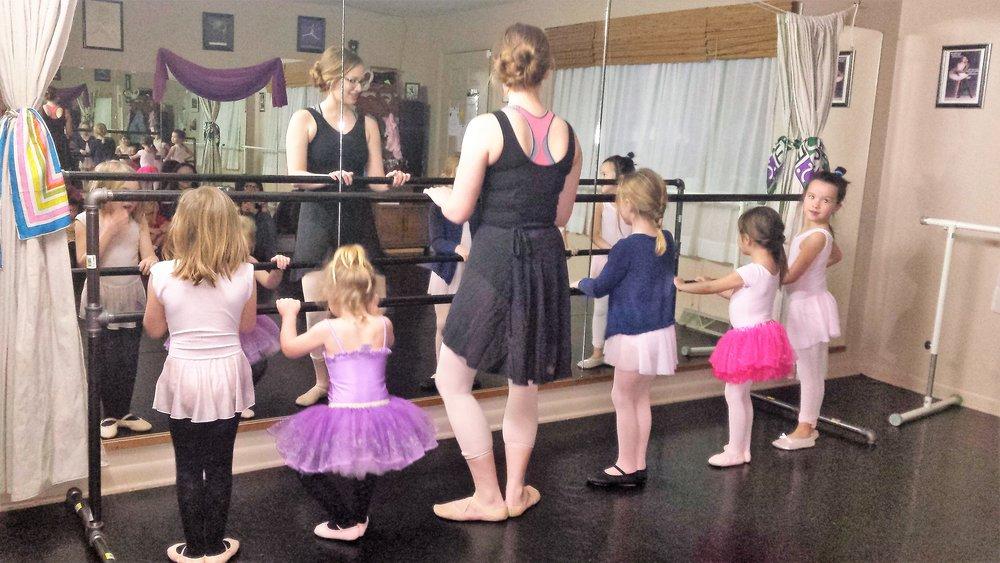 FAQs - Petite Ballerinas