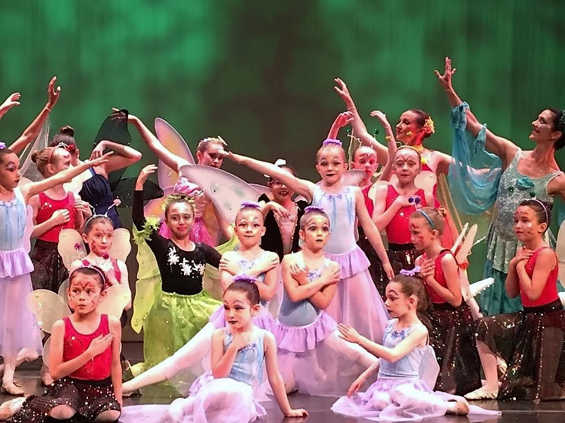 Children's Ballet Performance