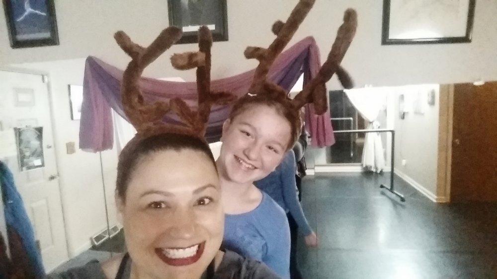 Reindeer Dancers