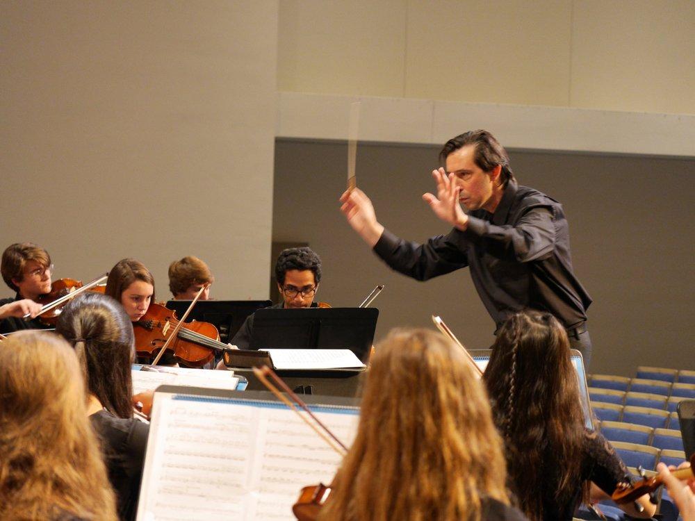 ORlando cela - Conductor | flutist