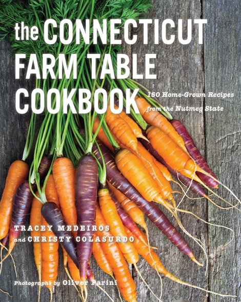 The Connecticut Farm Table Cookbook From Connecticut's seafood shacks to its 4-star farmhouse restaurants--locavore recipes and more The Connecticut Farm Table Cookbook brings home cooks a stellar collection of 150 delicious recipes from the Nutmeg State's celebrated chefs and the dedicated farmers, fishers, ranchers, foragers, and cheese makers they partner with to create dynamic New American and New England fare. This is the best of regional and farm-to-table cuisine from food producers and purveyors whose commitment to sustainability and quality is evident in everything they do. As consumers have demanded more locally grown foods, more organics, and foods with fewer additives, the locavore movement has taken hold across the U.S. Every state and region has their own unique products and their own version of healthful, wholesome, innovative cuisine. The Connecticut Farm Table Cookbook showcases delectable specialties that the state's growers and chefs are creating using local microgreens, heirloom lettuces, sunchokes, ramps, quail eggs, Burrata, bison, chevre, heritage-breed pork, oysters, and more. Recipes are presented clearly and are easy to follow; they utilize ingredients that are readily available no matter where you shop. Along with mouthwatering recipes and beautiful photography you'll be treated to fascinating profiles of food producers, chefs, and restaurants. This celebration of Connecticut's healthy, sustainable food scene is a collection to savor and return to again and again. The Countryman Press, A division of W.W. Norton & Co., Inc. 500 Fifth Avenue New York, NY 10110 Tel:  (212) 790-9410   Fax:  (802) 457-1678 Link to Amazon.com