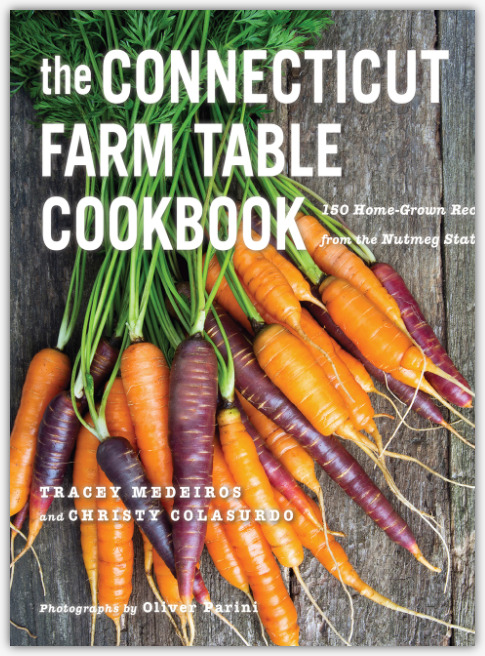 The Slow Cooker Turkey Chili is found on page 172 in The Connecticut Farm Table Cookbook.   Join us at The Aldrich Contemporary Art Museum on Friday, March 2, from 6:00 p.m. to 9:00 p.m. for a tasting, talk, and cookbook signing with author Tracey Medeiros, Salvatore Bagliavio, owner of Bailey's Backyard, and Annie Farrell of Millstone Farm.  Registration is required at  shop.aldrichart.org.  RSVP to Kris Honeycutt at khoneycutt@aldrichart.org or 203-438-4519, ext. 125.