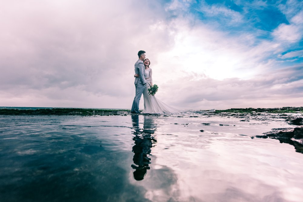 SeekingSolaceBlog Beach Wedding