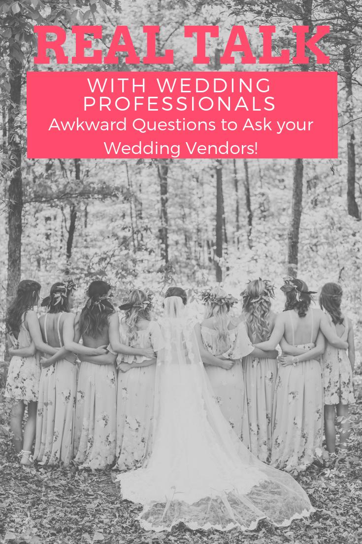 Real Talk-Wedding-Professionals