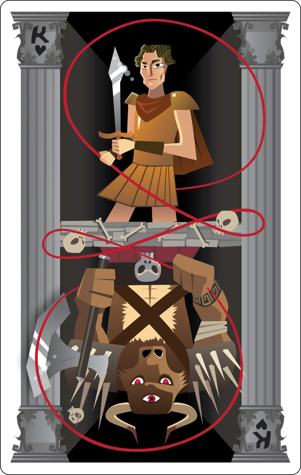 myth playing card (front)