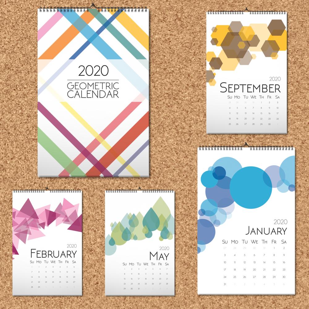 2020 Wall Calendar