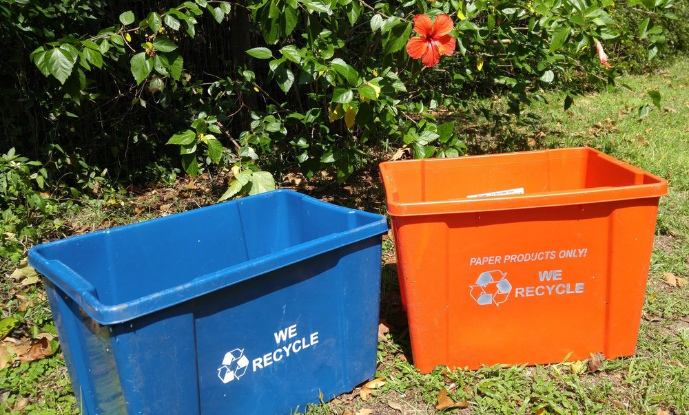 Gainesville Recycling Containers
