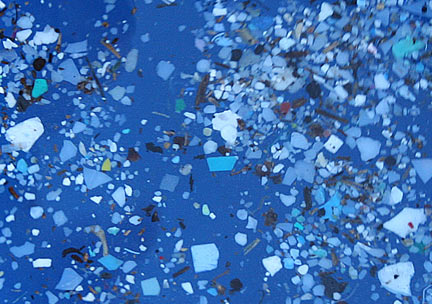 Micro-Plastics in the Ocean
