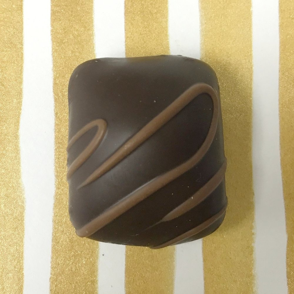 Peanut Butter Bolster (Dark Chocolate)