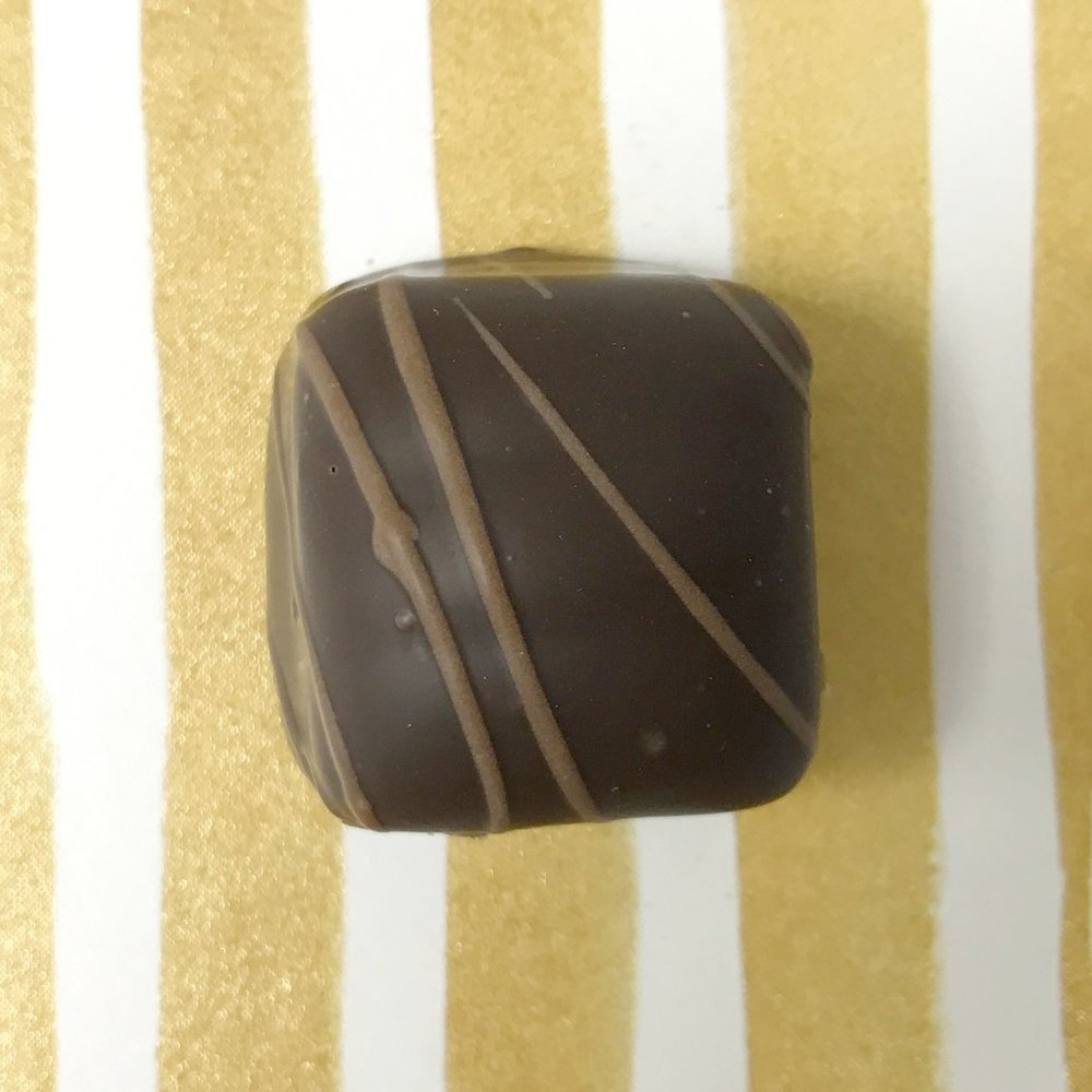 Vanilla Caramel (Dark Chocolate)