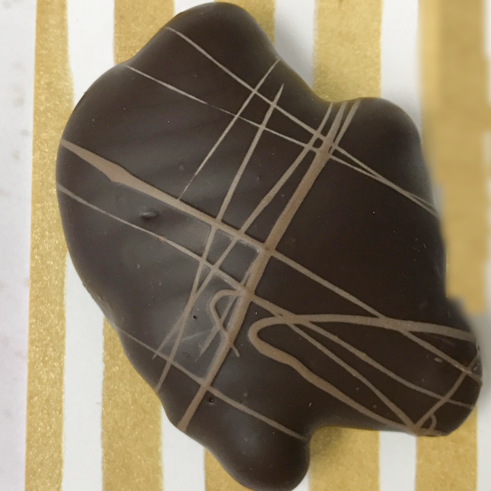 Cashew Turtle (Dark Chocolate)